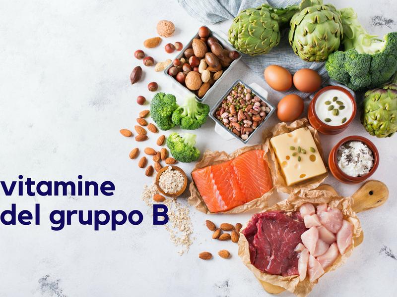 vitamine gruppo B cosa sono e a cosa servono, fabbisogno e carenza