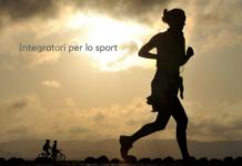 Integratori per lo sport veg-friendly biologici gender-friendly soluzioni personalizzat