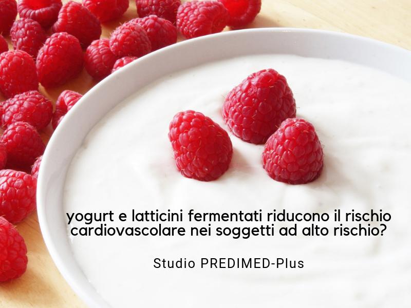 yogurt e latticini fermentati fanno bene al cuore