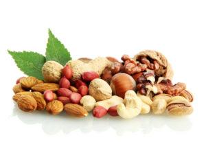 Frutta secca e diabete